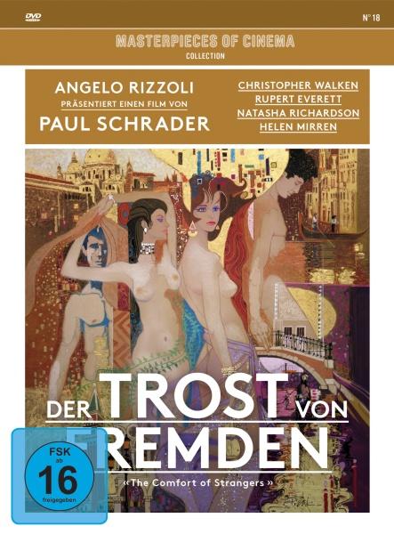 Der Trost von Fremden (Masterpieces of Cinema) (DVD)