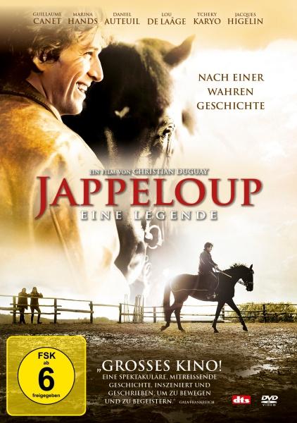 Jappeloup - Eine Legende (DVD)