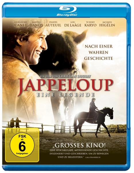Jappeloup - Eine Legende (Blu-ray)
