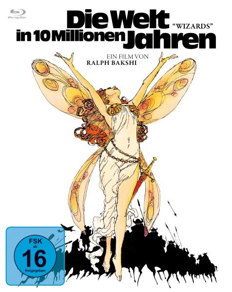 Die Welt in 10 Millionen Jahren (Blu-ray) (Steelbook)