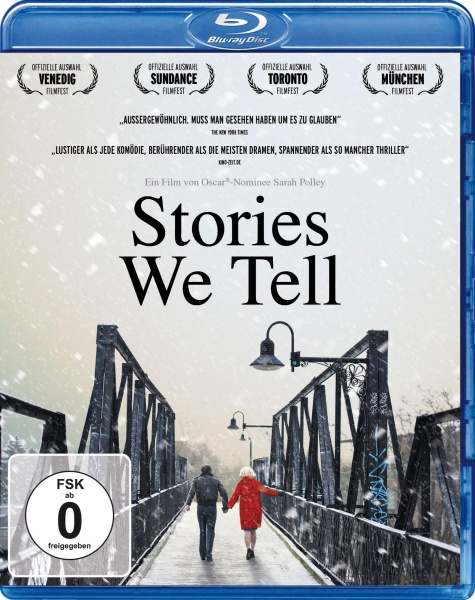 Stories We Tell (Blu-ray)