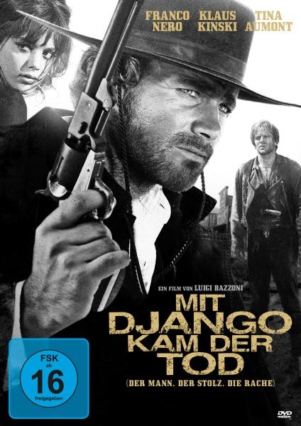 Mit Django kam der Tod (DVD)