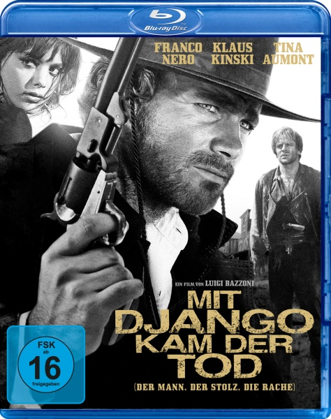 Mit Django kam der Tod (Blu-ray)