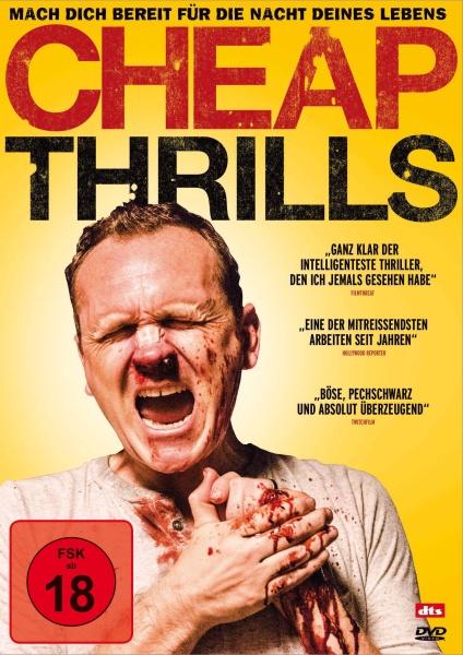 Cheap Thrills (DVD)