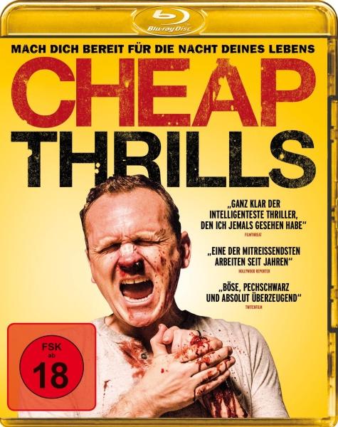 Cheap Thrills (Blu-ray)