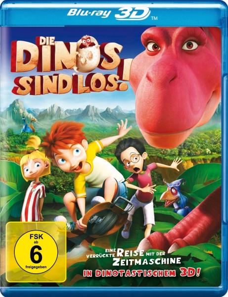 Die Dinos sind los! (3D Blu-ray)