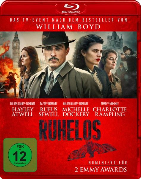 Ruhelos (Blu-ray)