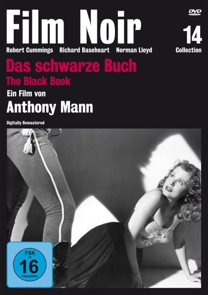 Film Noir Collection #14: Das schwarze Buch (DVD)