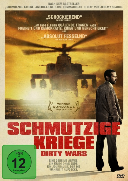 Schmutzige Kriege - Dirty Wars (DVD)