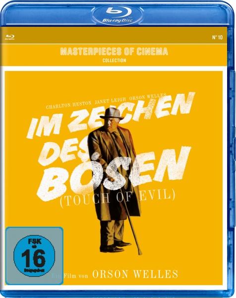 Im Zeichen des Bösen (Masterpieces of Cinema) (Blu-ray)