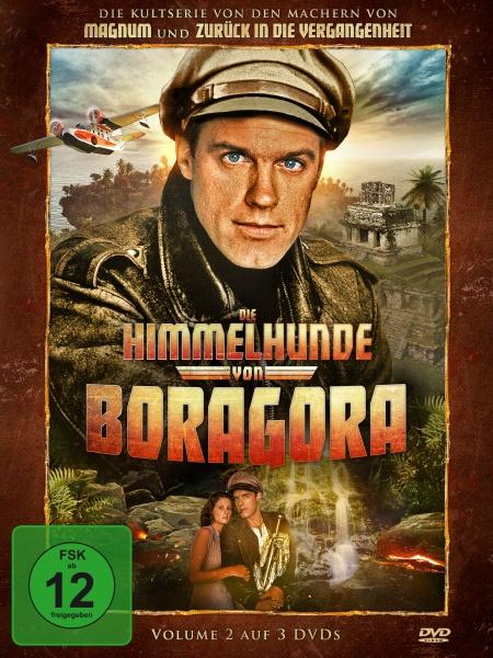 Die Himmelhunde von Boragora - Teil 2 (3 DVDs)