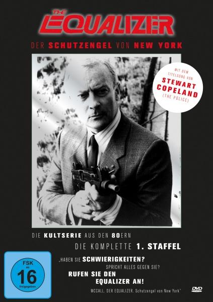 The Equalizer: Der Schutzengel von New York - Staffel 1 (6 DVDs)