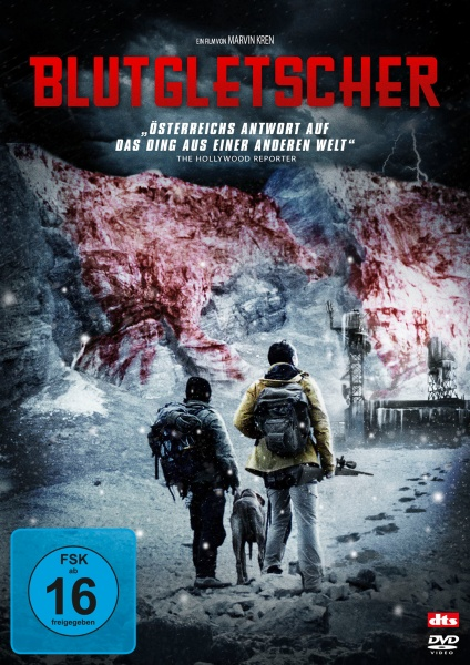 Blutgletscher (DVD)