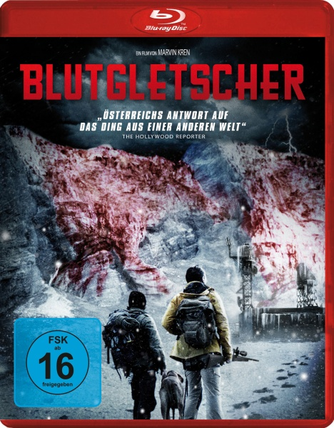 Blutgletscher (Blu-ray)