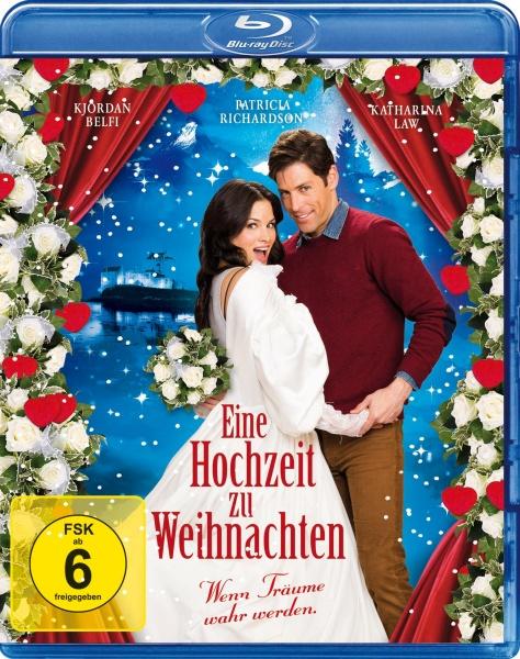Eine Hochzeit zu Weihnachten (Blu-ray)