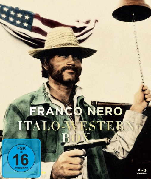 Franco Nero Western Collection (3 Blu-rays)