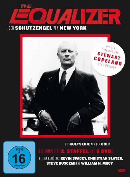 The Equalizer: Der Schutzengel von New York - Staffel 2 (6 DVDs)