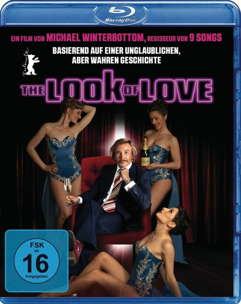 The Look of Love (Blu-ray)