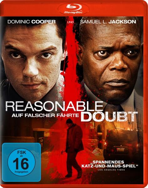 Reasonable Doubt - Auf falscher Fährte (Blu-ray)
