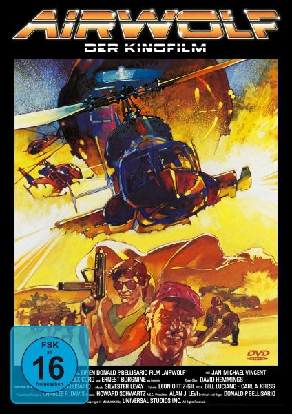 Airwolf - Der Kinofilm (DVD)