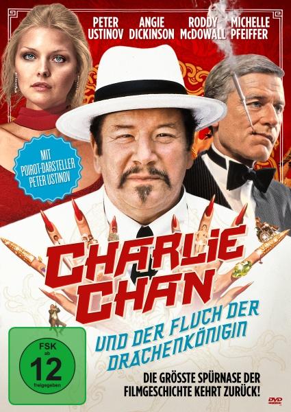Charlie Chan und der Fluch der Drachenkönigin (DVD)