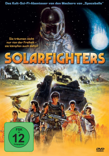 Solarfighters (DVD)