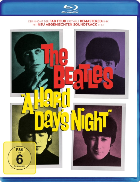 A Hard Day's Night (Blu-ray)