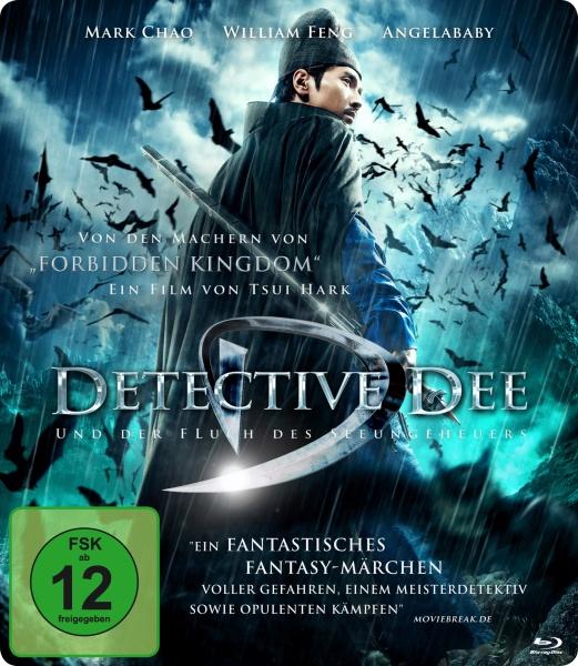 Detective Dee und der Fluch des Seeungeheuers (Blu-ray) (Steelbook)