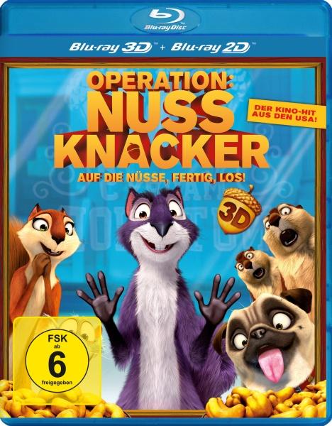 Operation Nussknacker (3D Blu-ray)