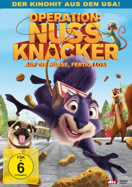 Operation Nussknacker (DVD)