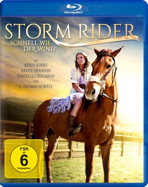 Storm Rider - Schnell wie der Wind (Blu-ray)