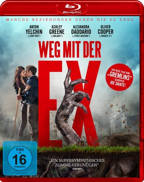 Weg mit der Ex (Blu-ray)