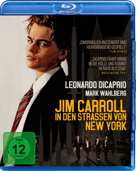 Jim Carroll in den Straßen von New York (Blu-ray)