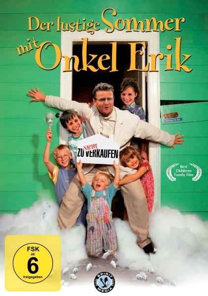 Der lustige Sommer mit Onkel Erik (DVD)