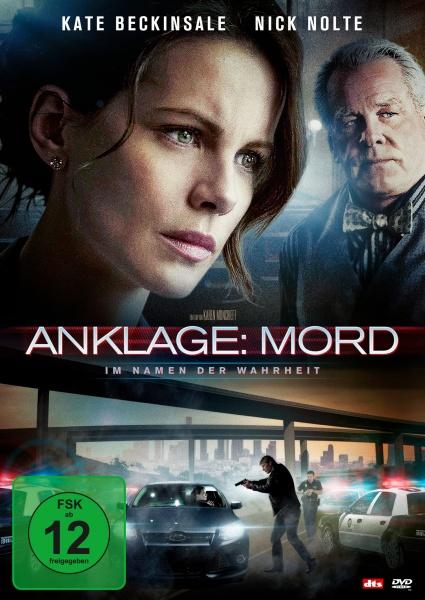 Anklage: Mord - Im Namen der Wahrheit (DVD)