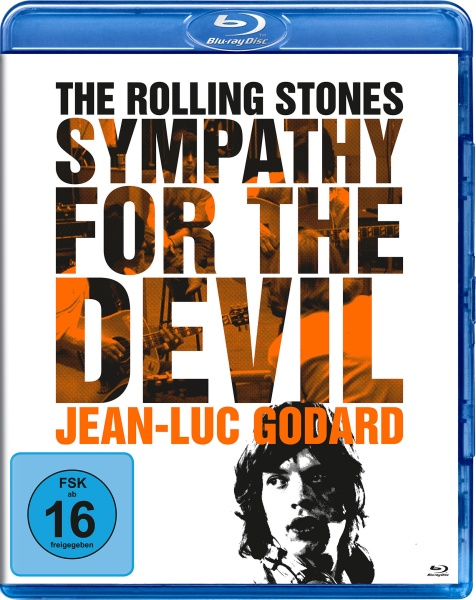The Rolling Stones: Sympathy For The Devil (Blu-ray)