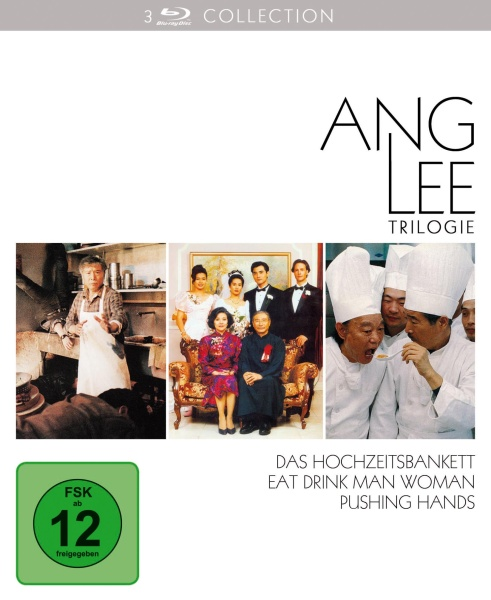 Ang Lee Collection (3 Blu-rays)