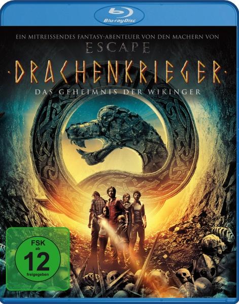 Drachenkrieger - Das Geheimnis der Wikinger (Blu-ray)