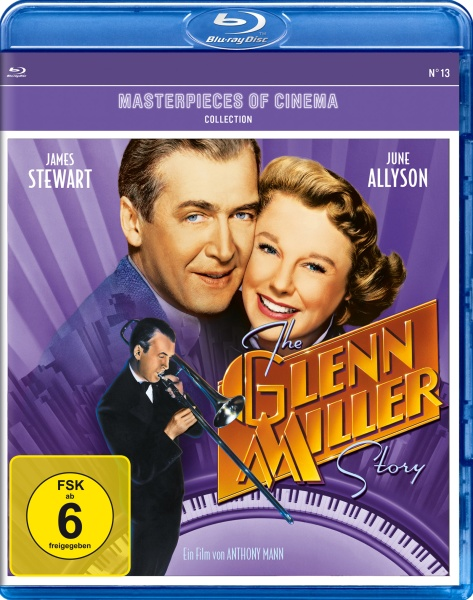 Die Glenn Miller Story (Masterpieces of Cinema) (Blu-ray)