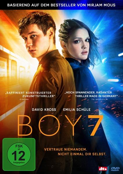 Boy 7 (DVD)