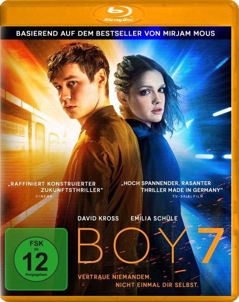 Boy 7 (Blu-ray)