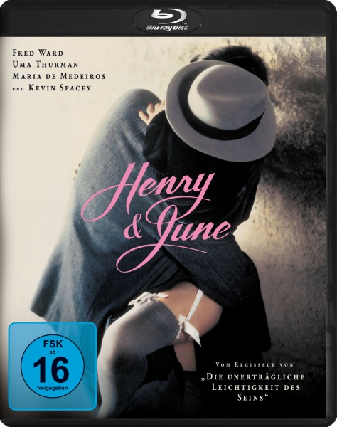 Henry und June (Blu-ray)