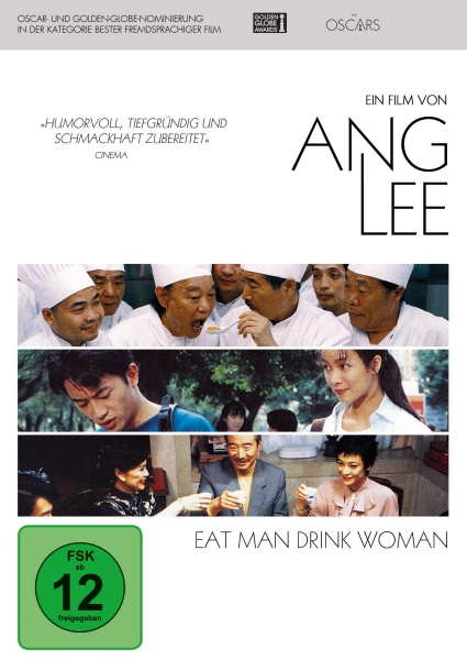 Eat Drink Man Woman (DVD)