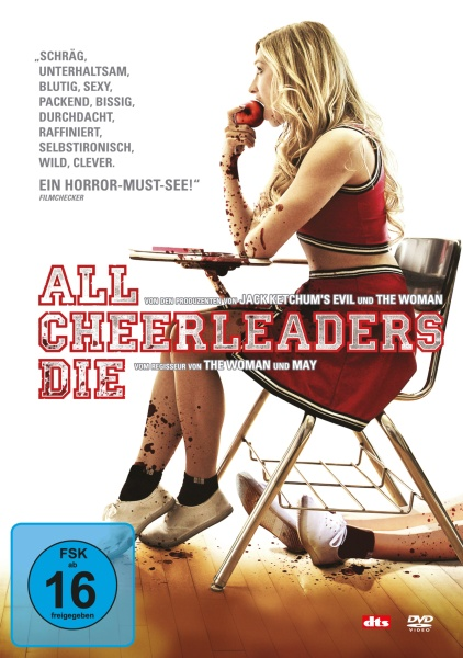 All Cheerleaders Die (DVD)