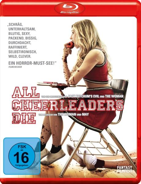 All Cheerleaders Die (Blu-ray)