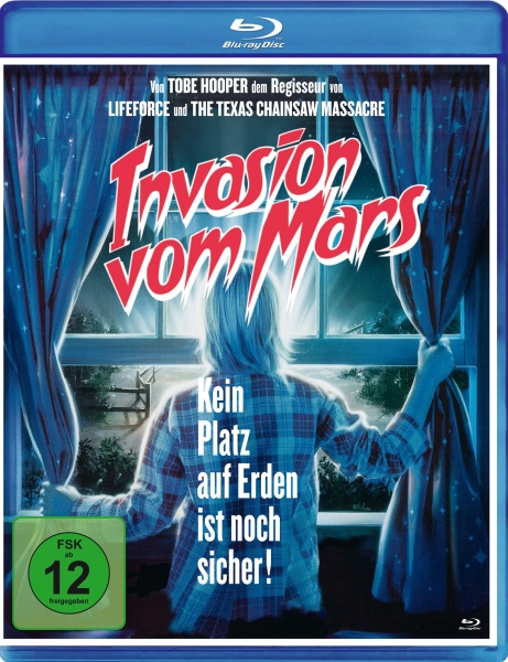 Invasion vom Mars (Blu-ray)