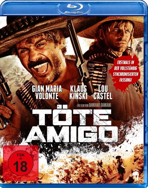 Töte Amigo (Blu-ray)