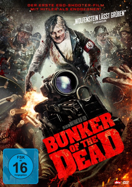 Bunker of the Dead (DVD)