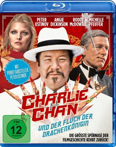 Charlie Chan und der Fluch der Drachenkönigin (Blu-ray)