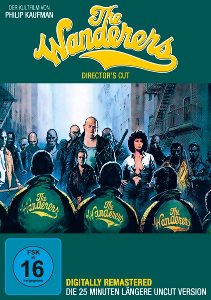 The Wanderers - Director's Cut (Neuauflage) (DVD)